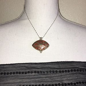 Third eye pendant